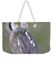 Owl Weekender Tote Bag