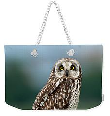 Owl See You Weekender Tote Bag