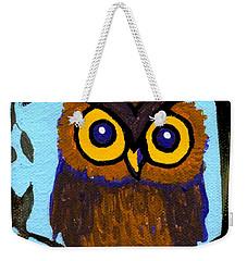 Owlette Weekender Tote Bag