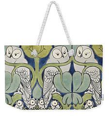 Owls, 1913 Weekender Tote Bag