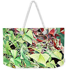 Oxalix Tangle Weekender Tote Bag