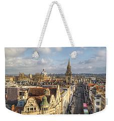 Oxford High Street Weekender Tote Bag