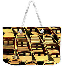 Oxford Punts Weekender Tote Bag