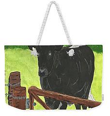 Oxleaze Bull Weekender Tote Bag