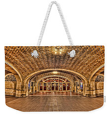 Oyster Bar Restaurant Weekender Tote Bag