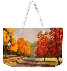 Ozarks October Weekender Tote Bag