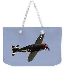 P-47 Thunderbolt Weekender Tote Bag
