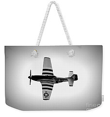 P51 King Of The Skies Weekender Tote Bag by Kevin Fortier