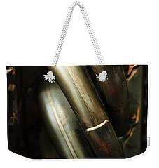 P611 Weekender Tote Bag