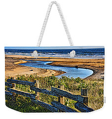 Weekender Tote Bag featuring the photograph Pacific Coast - 4 by Mark Madere
