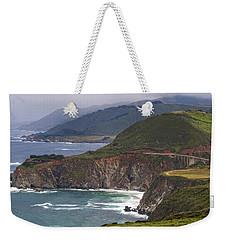 Pacific Coast View Weekender Tote Bag