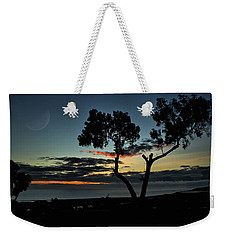 Pacific Evening Weekender Tote Bag by Michael Gordon