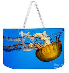 Pacific Nettle Jellyfish Weekender Tote Bag