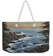 Pacific Rim Weekender Tote Bag