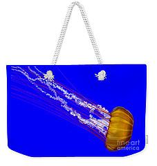 Pacific Sea Nettle Weekender Tote Bag