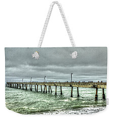 Pacifica Municipal Fishing Pier 7 Weekender Tote Bag