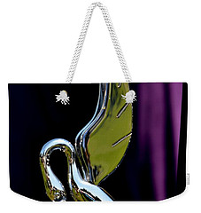 Weekender Tote Bag featuring the photograph Packard - 3 by Dean Ferreira