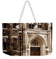 Packard Laboratory Sepia Weekender Tote Bag