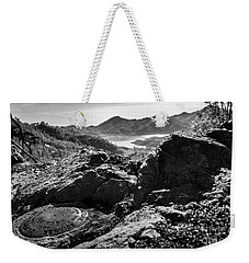 Packers Overlook Monochrome Weekender Tote Bag