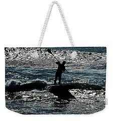 Paddleboard Dreams Weekender Tote Bag