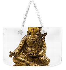 Padmasambhava Weekender Tote Bag by Fabrizio Troiani