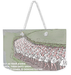 Page 88 Feral Coots Weekender Tote Bag