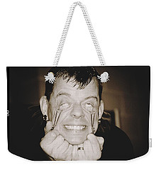 Weekender Tote Bag featuring the photograph Painful by Alice Gipson