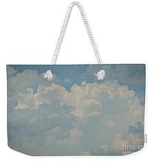 Painted  Weekender Tote Bag