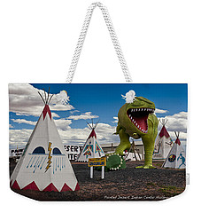 Painted Desert Indian Center  Weekender Tote Bag