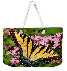 Painted Wings Weekender Tote Bag