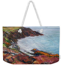 Painterly - Bold Seascape Weekender Tote Bag