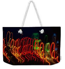 Painting With Light 5 Weekender Tote Bag