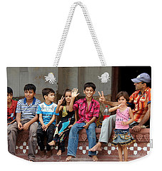 Pakistani Kids Weekender Tote Bag