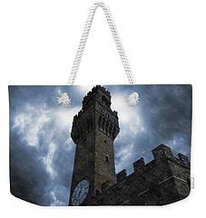 Palazzio Vecchio Weekender Tote Bag