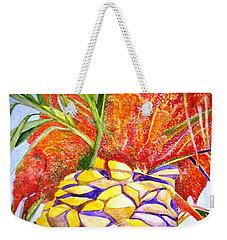 Palermo Palm Weekender Tote Bag