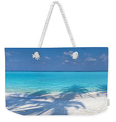Palm Escape Weekender Tote Bag