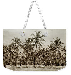 Palm Grove Weekender Tote Bag
