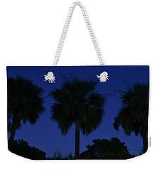 Palmetto Moon Weekender Tote Bag