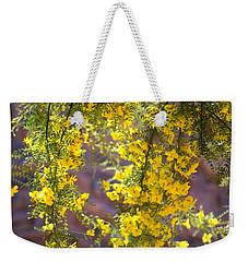 Palo Verde Blossoms Weekender Tote Bag