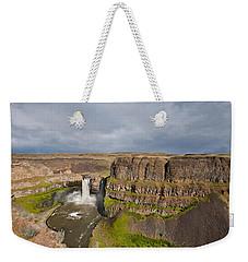 Palouse Falls Weekender Tote Bag