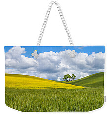Palouse Highlights Weekender Tote Bag by Patricia Davidson