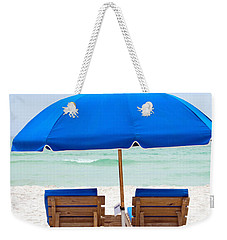 Weekender Tote Bag featuring the photograph Panama City Beach Florida by Vizual Studio