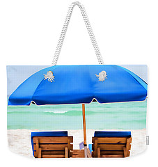 Weekender Tote Bag featuring the photograph Panama City Beach II by Vizual Studio
