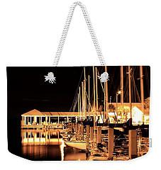 Panama City Marina Weekender Tote Bag