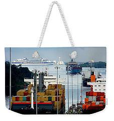 Panama Express Weekender Tote Bag