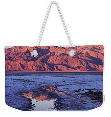 Panamint Reflection 2 Weekender Tote Bag
