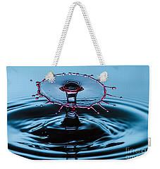 Pancake Water Splash Weekender Tote Bag