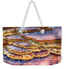 Pancakes Hot Springs Weekender Tote Bag