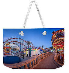 Panorama Giant Dipper Goes 360 Round And Round Weekender Tote Bag