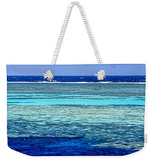 Panorama Reef Weekender Tote Bag